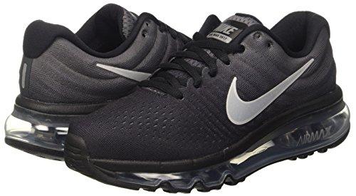 Anthracite Enfants Noir Pour noir Sur Chaussures Nike Course 851622 001 De Sentier Blanc Cpwwq6xSg