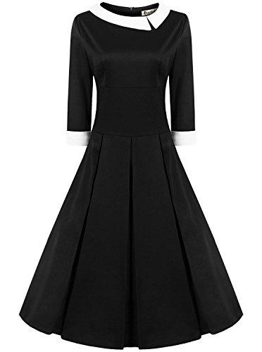 Buy below the knee dresses with sleeves - 5