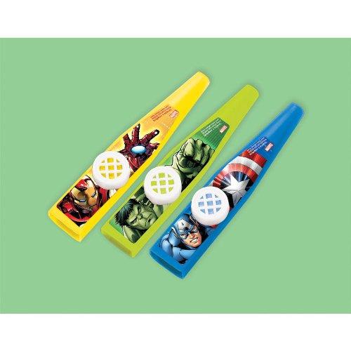3-Piece Avengers Kazoos