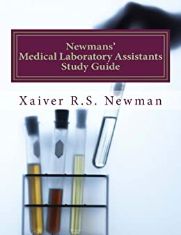 Newmans medical laboratory assistants study guide laboratory newmans medical laboratory assistants study guide laboratory series book 1 by newman fandeluxe Gallery