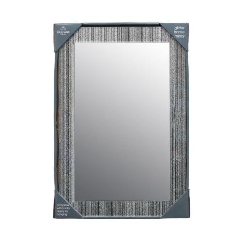 silver mirrors living room amazon co uk