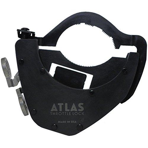 ATLAS Throttle Lock - A Motorcycle Cruise Control Throttle Assist, BOTTOM KIT by ATLAS Throttle Lock