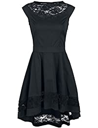 Banned Gothic Lace Alternative Hidden Valley Dress