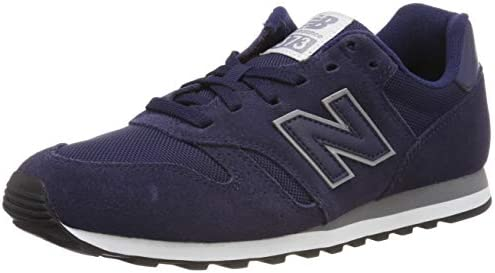 New Balance Men 373 Trainers, Blue (Navy/Grey Niv), 8 UK: Buy ...