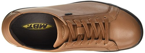 MBT Women's Jambo 6s Lace up W Open Back Slippers, Black Brown (024n 700849-024n)