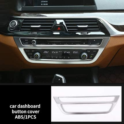 Inner Trunk Switch Button 2 Protect Frame Cover For BMW X1 2016 2017 3 5 Series