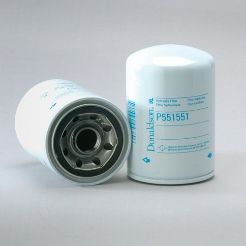 DONALDSON P551551 HYDRAULIC FILTER (CROSS FRAM P1653A ) PACK OF 2 BY SUINPLA