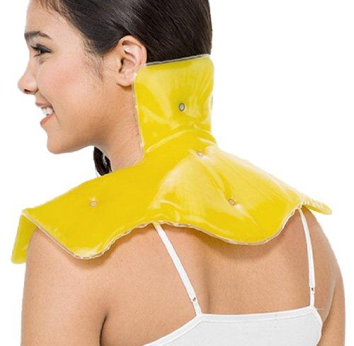 Beautyko Insta Heat Neck and Shoulder Heating Pad, Yellow