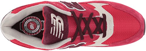 Rojo Gris Balance M530raa New Homme Chaussures qgRqxA