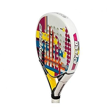 Enebe - Alyssa carbon 7.1 pala pádel: Amazon.es: Deportes y ...