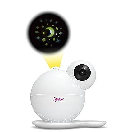 iBaby Care M7 Smart WiFi de vídeo digital Vigilabebés 1080P ...