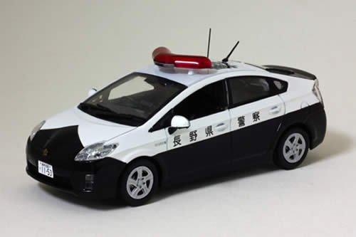 Toyota Prius (ZVW30) 2010 [Nagano Prefectural Police Patrol Vehicle]