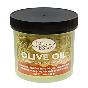Olive Oil Conditioner & Hair Dress 10oz