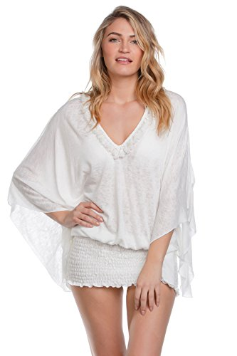 ale-by-alessandra-womens-anja-tunic-swim-cover-up-white-m-l