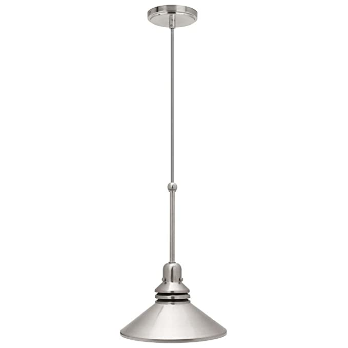 Track Lighting Pendant Fixture Brushed Nickel 86 X 8 Accessories Com