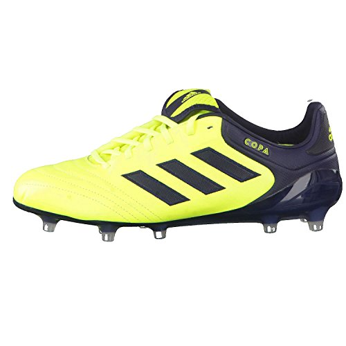 adidas Copa 17.1 FG, Botas de Fútbol Para Hombre, Varios Colores (Amasol/Tinley/Seamso), 42 EU