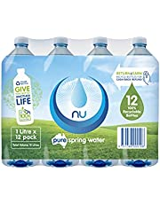 NU-PURE SPRING WATER 12 x 1L