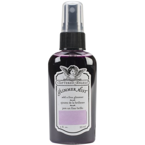 Tattered Angels GLM-21434 Glimmer Mist, 2-Ounce, Dried -