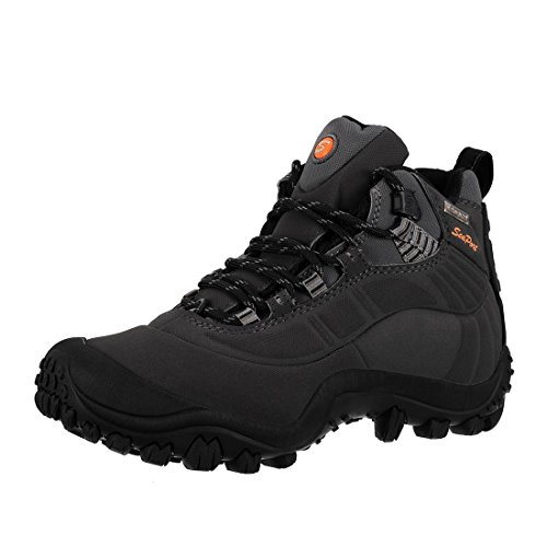Men's Mid Waterproof Insulated Hiking Boot US