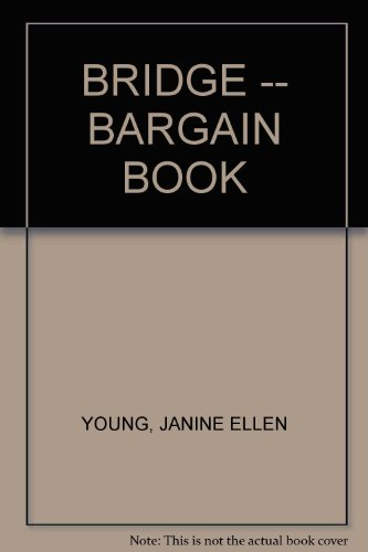 BRIDGE -- BARGAIN BOOK