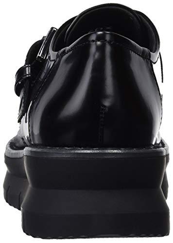 Geox Mujer B Mocasines para Porthya Black C9999 D rPxOr