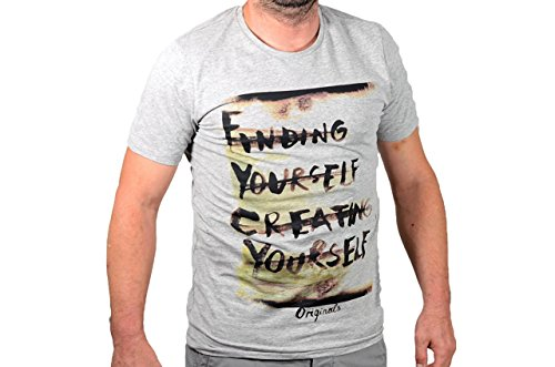 Jack And Jones Seinfield T-shirt Nuovo Tg Xxl Abb.