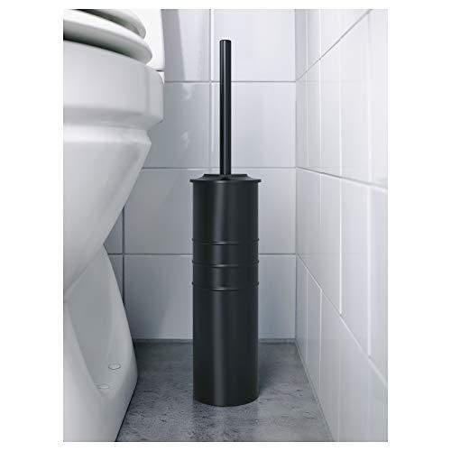 IKEA   902 643 84 Svartsjön Toilet Brush, Black