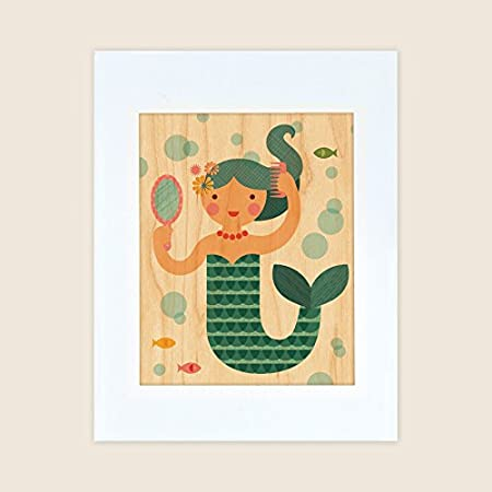 41wudS5pLkL._SS450_ Mermaid Wall Art and Mermaid Wall Decor