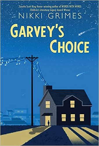 Amazon.com: Garvey's Choice: 9781629797403: Grimes, Nikki: Books
