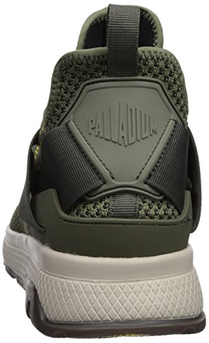 Palladium Men's AX Eon Lace Sneaker Green lowest price online discount real cheap official e9IrSOT9wy
