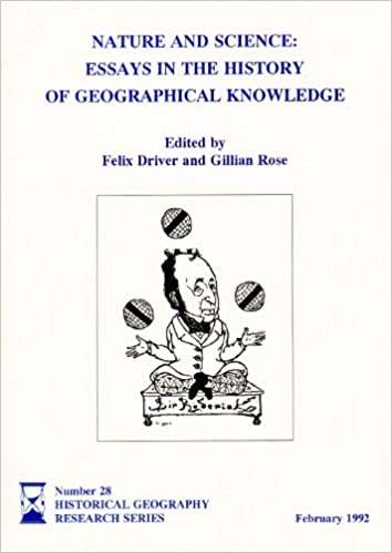 Nature And Science Essays In The History Of Geographical Knowledge  Nature And Science Essays In The History Of Geographical Knowledge  Historical Geography Research Series No  Paperback