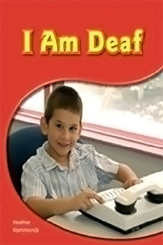 Rigby PM Shared Readers: Leveled Reader 6pk Blue (Levels 9-11) I Am Deaf I Am Deaf ebook