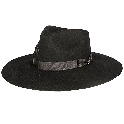 Charlie 1 Horse Hats Womens Highway Fashion Hat S Black by Charlie 1 Horse Hats
