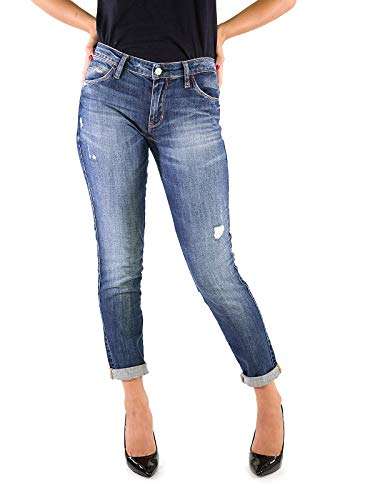 Denim D38c0 Curve Jeans W83aj1 Sexi Blue Guess Donna Medium C6RHq