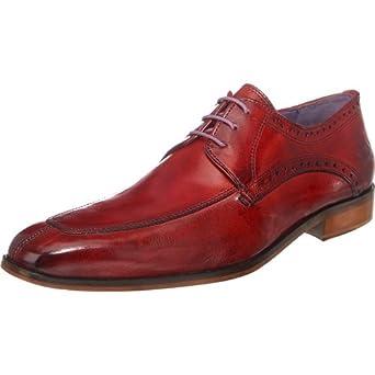 ff8e1e272327a4 MELVIN   HAMILTON Lance 3 Business Schuhe rot