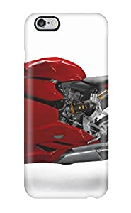 KGcoURj5441KuPKy Anti-scratch Case Cover Benailey Protective Ducati Motorcycle Case For Iphone 6 Plus