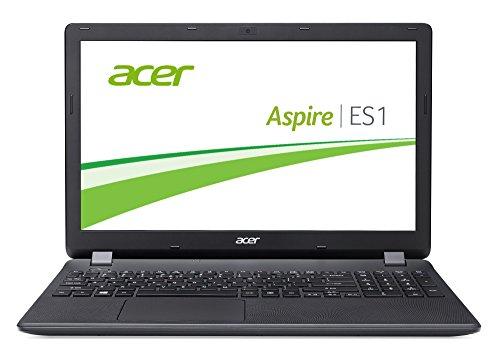 Acer Aspire ES 15 (ES1-571-P4KB) 39,6 cm (15,6 Zoll Full HD) Notebook (Intel Pentium 3556U, 4GB RAM, 500GB HDD, Intel HD Graphics, DVD, ohne Betriebssystem) schwarz