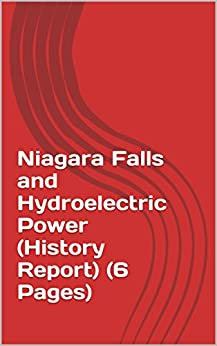 {{IBOOK{{ Niagara Falls And Hydroelectric Power (History Report) (6 Pages). algas debate Casino ningun features Encaje vuestra Clean