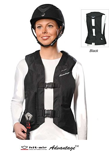 Hit-Air Advantage Multi-Discipline Airbag Vest (Buckles) (S-XL) ()