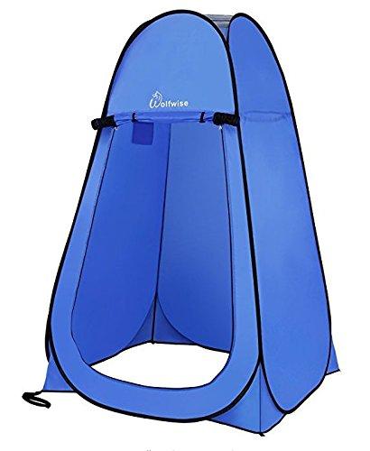 Cabina Doccia Da Campeggio.Qyb Tenda Pop Up Portatile Da Campeggio Spiaggia Servizi