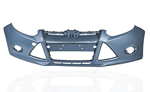 AUTOPA BM5Z-17D957-CAPTM Front Bumper Cover Facial for 2012-2014 Ford Focus