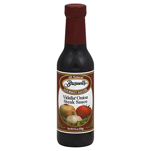 Vidalia Steak Sauce (Braswell's Vidalia Onion Steak Sauce 9.5 Oz)