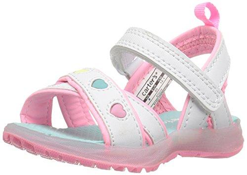 carters Stacy Girls Light Up Sandal