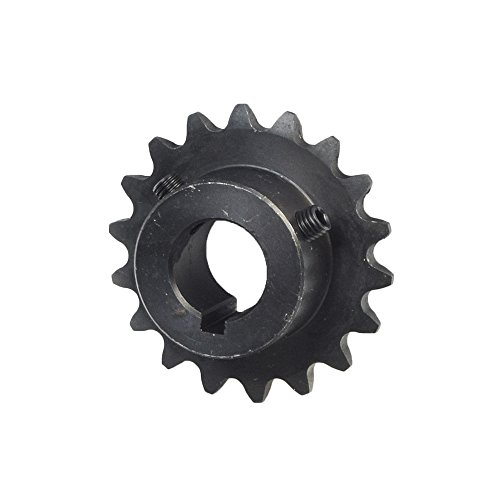 AlveyTech #35 Chain - 18 Tooth Jackshaft Sprocket Gear with a 3/4