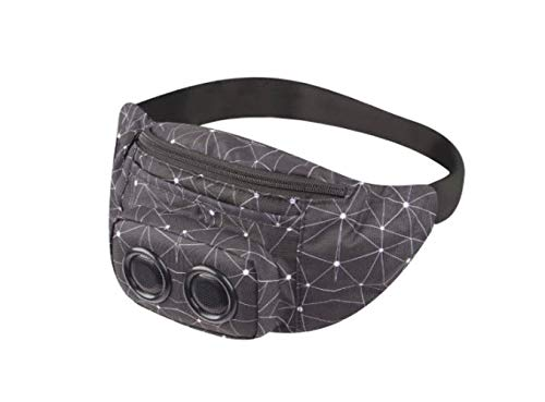 Vivitar Jam Bag Wireless Speaker Fanny Pack