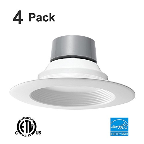 4 Pack 18W (120W Equivalent) 5/6