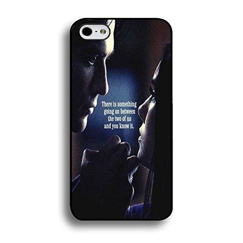 iPhone 6Plus/6S Plus (5.5inch) Vampire Bloody Coque Shell Perfect Lovers Fantasy TV Show The Vampire Diaries Phone Case Cover For Iphone 6Plus/6S Plus (5.5inch)
