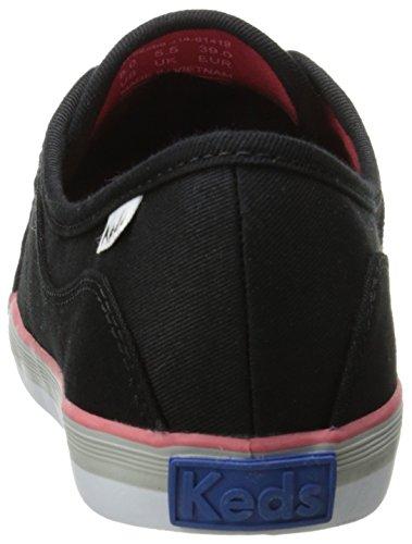 Sneaker Di Moda Nero Coursa Ltt Keds Donna