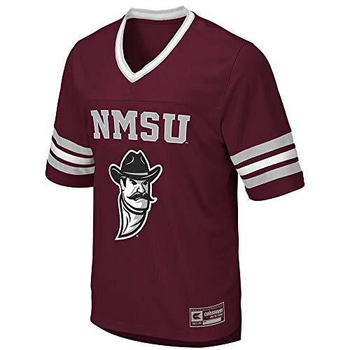 Colosseum Mens New Mexico State Aggies Football Jersey - XL