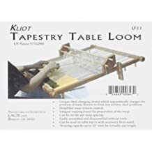 Lacis Kliot Tapestry Loom, 20-Inch, Hardwood
